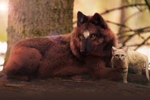 Lillianna by foxipaw