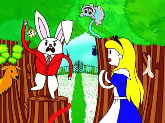 Wonderland by Hadran