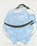 COM Obese Kitana by Robot001