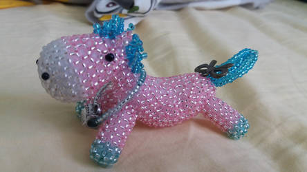 A little pony by Perlendrache