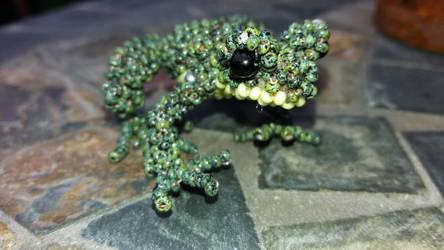 Frog by Perlendrache