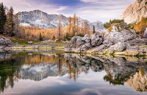 Dvojno jezero II by BerarAdrian