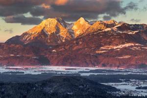 Kamnik Alps I by BerarAdrian