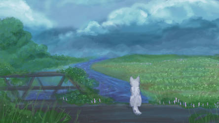 Bridge Before A Storm by CrownePrince