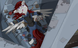 Skyfire Repairs by CrownePrince