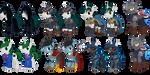 Deckard Spade Cast by CrownePrince