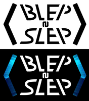 Blep n Slep DJ Logo by CrownePrince