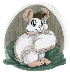 Secret Squirrel by CrownePrince