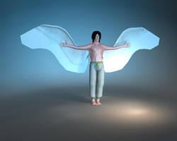 Raphael Angel Model by OLDDOGG