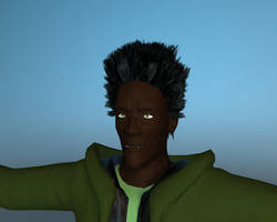 Pewage: 3D Model created and rendered in Maya by OLDDOGG