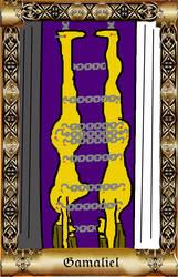 Kult - Tarocitum - Gamaliel by DancingDemonArt