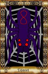 Kult - Tarocitum - Tifaret by DancingDemonArt
