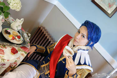 Prince Fancy by shiroiyukiko
