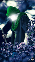 imam mahdi a.s by Tina1256
