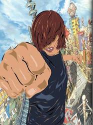 Fist of the City by EspionageofNY
