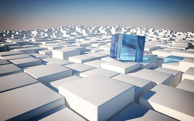 Blocks Wallpaper by wallaberto