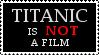 Titanic Stamp by CassidyVinci