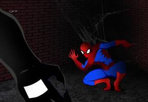 Spider-Man by Gabzx18x