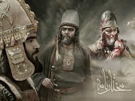 Mokhtarnameh Wallpaper 2 by miladps3