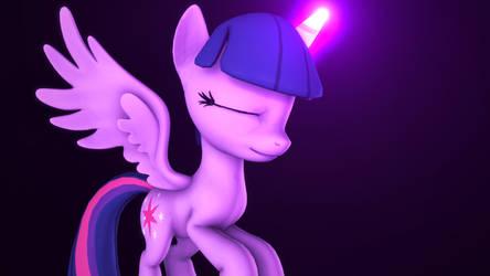 Twilight Sparkle by MindeShave