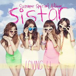 Sistar - Loving U by strdusts