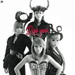 2NE1 - I Love You by strdusts