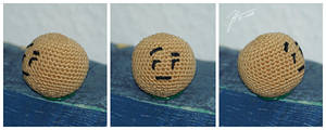 The Crocheted: :unimpressed: by janey-in-a-bottle