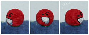 The Crocheted: :pissed: by janey-in-a-bottle