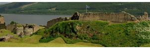 Urquhart Castle - Part 1 by janey-in-a-bottle