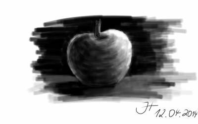 An Apple A Day by janey-in-a-bottle