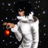 L Lawliet / Death Note by DayonXVIII