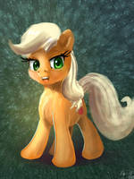 Applejack by xbi