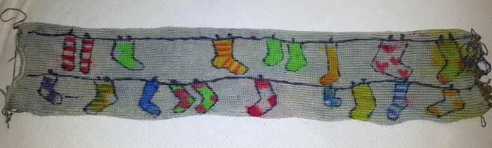 Sockblank #3 Sockseption by KnitLizzy