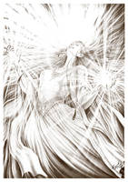 The Mother of Stars by fernandocarvalho