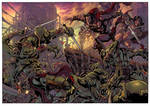 Warlords of Mars by fernandocarvalho