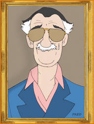 Stan Lee... by fredvegerano