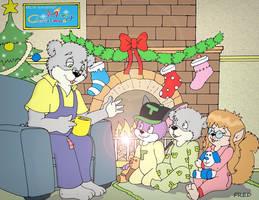 Christmas tales! by fredvegerano