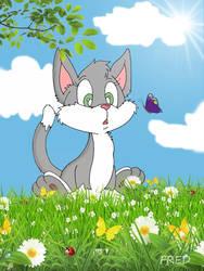 Animaniacs:Rita's first spring! by fredvegerano