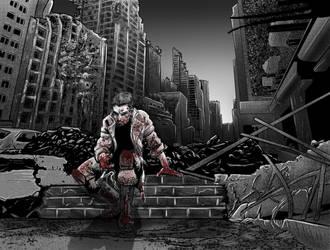 Survive Promo by CB-ComicArt