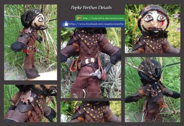 Porthos Popke Details by LadyRafira