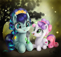 Sing for life by Moonlight-Ki