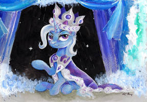 Great and Powerful Hearth's Warming Eve by Moonlight-Ki