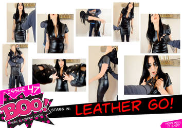video 47: Leather Go by BOOPERIL