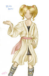 Asagiri: Minez for Richannii by Tensha-chan