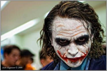 The Joker by jackdreamer