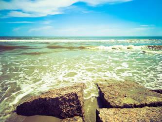 Breaking Waves by HA91