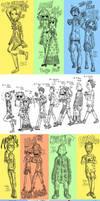 .:Boku no Hero Academia:. Class 1-A by Josh-S26