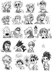 Class 1-A from Memory by Josh-S26