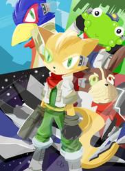 Star Fox 64.000 by Taise-Z