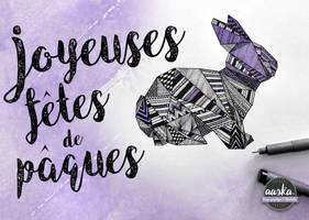 Joyeuses ftes de Pques !! by AASKA-CREA